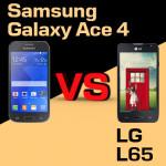 LG L65 czy Samsung Galaxy Ace 4 – który smartfon wybrać?
