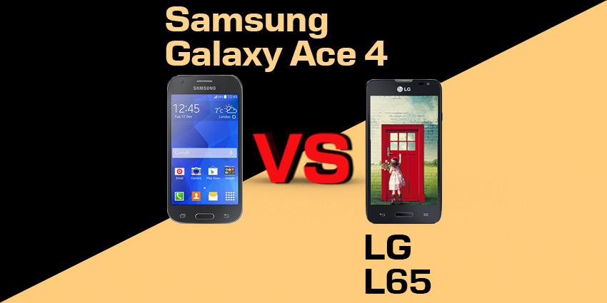 LG L65 czy Samsung Galaxy Ace 4