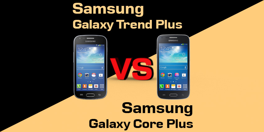 Samsung Galaxy Trend Plus czy Galaxy Core Plus