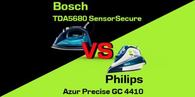 Philips Azur Precise GC 4410 czy Bosch TDA5680 SensorSecure