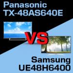Jaki telewizor kupić – Samsung UE48H6400 czy Panasonic TX-48AS640E ?