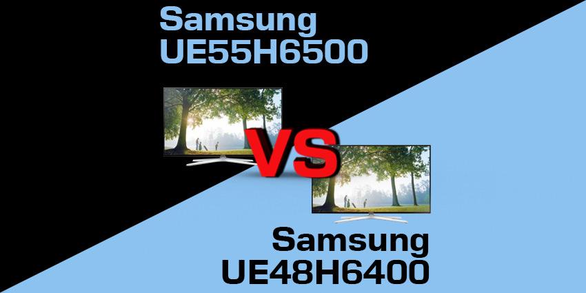Samsung UE55H6400 czy Samsung UE55H6500