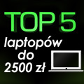 laptop do 2500 zł