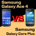 Samsung Galaxy Ace 4 czy Galaxy Core Plus