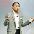 CEO Kizuo Hirai podczas konferencji na IFA 2014 [fot. Sony]