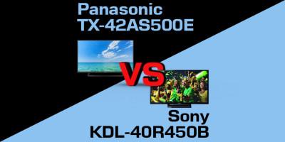 Sony KDL-40R450B czy Panasonic TX-42AS500E
