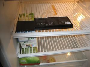 Trzymanie baterii w lodówce to kompletna głupota