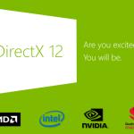 DirectX 12 pozwoli na łączenie kart Nvidia i AMD. To nie żart!