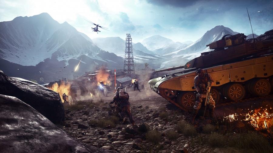 Battlefield 4 wymagania