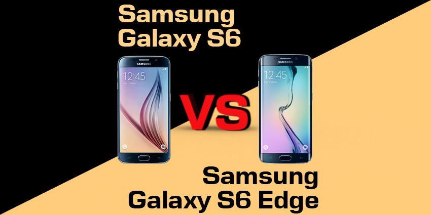 Samsung Galaxy S6 czy Galaxy S6 Edge