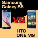 Jaki smartfon wybrać – Samsung Galaxy S6 czy HTC One M9?