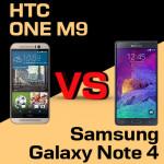 Jaki smartfon wybrać – Samsung Galaxy Note 4 czy HTC One M9?
