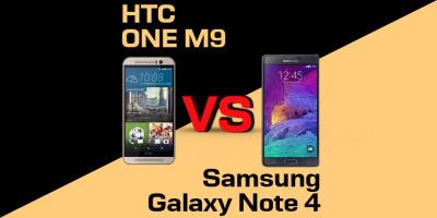 Samsung Galaxy Note 4 czy HTC One M9