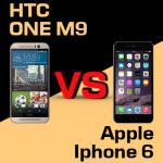 Jaki smartfon wybrać – Apple Iphone 6 czy HTC One M9?