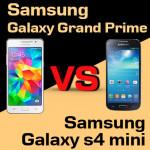 Jaki smartfon wybrać – Samsung Galaxy Grand Prime czy S4 Mini?