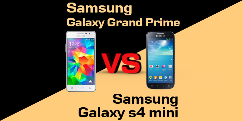 Samsung Galaxy Grand Prime czy Galaxy S4 Mini