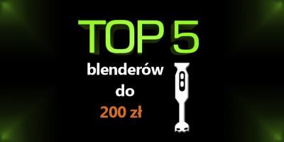 blender do 200 zł
