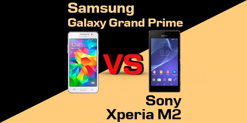 Samsung Galaxy Grand Prime czy Sony Xperia M2