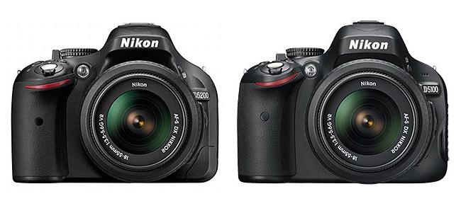 Nikon D5200 czy D5100