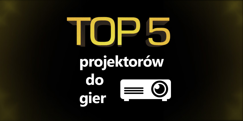projektor do gier na PC