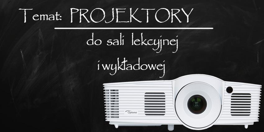 projektor do szkoły