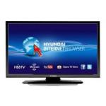 Telewizor Hyundai FL 22211 SMART – instrukcja obsług