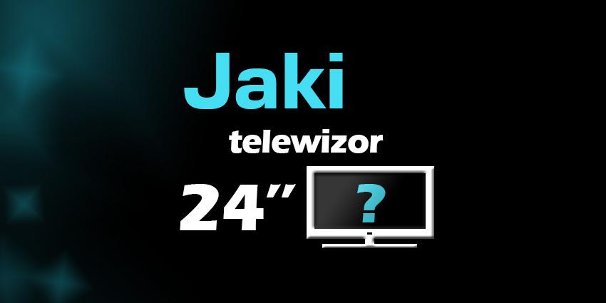 telewizor 24 cali