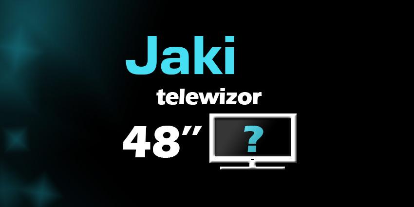 telewizor 48 cali