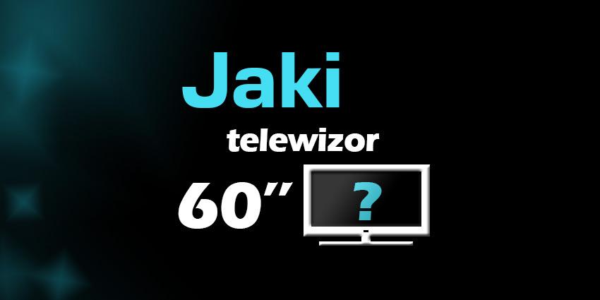 telewizor 60 cali