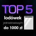 lodówka jednodrzwiowa do 1000 zł