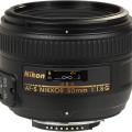 Oznaczenie obiektywów Nikon