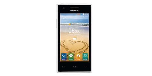 Smartfon Philips S309