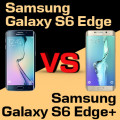 Samsung Galaxy S6 Edge czy Samsung Galaxy S6 plus
