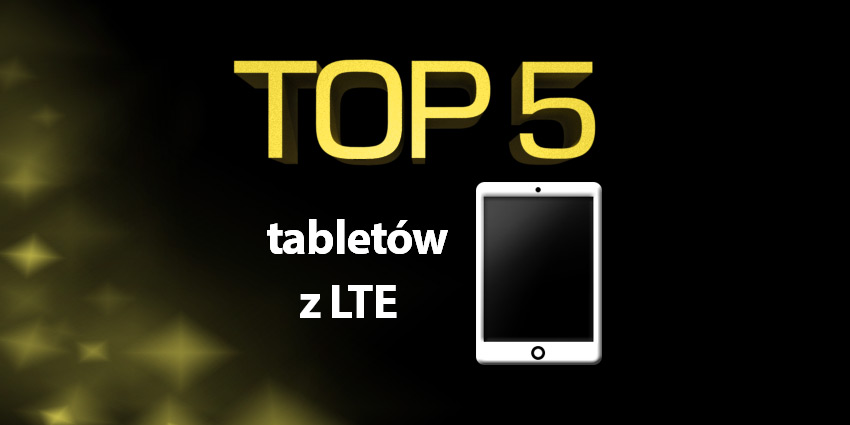 tablet z LTE
