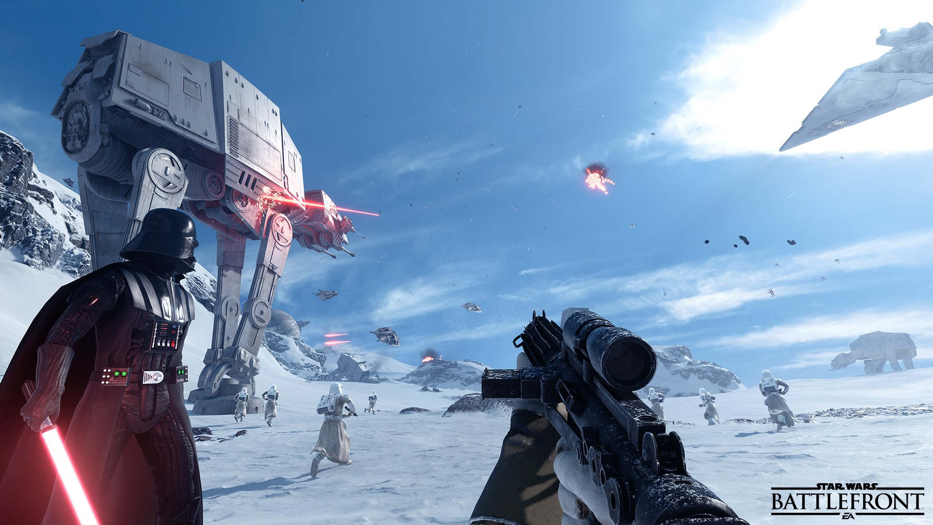 Star Wars Battlefront wymagania