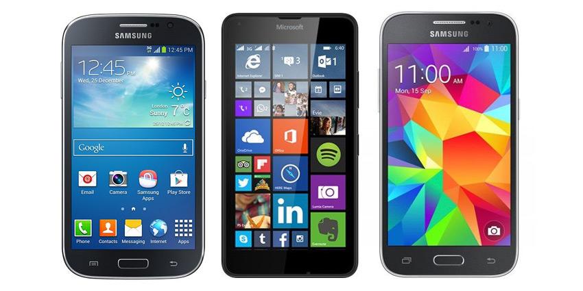Najtańszy smartfon