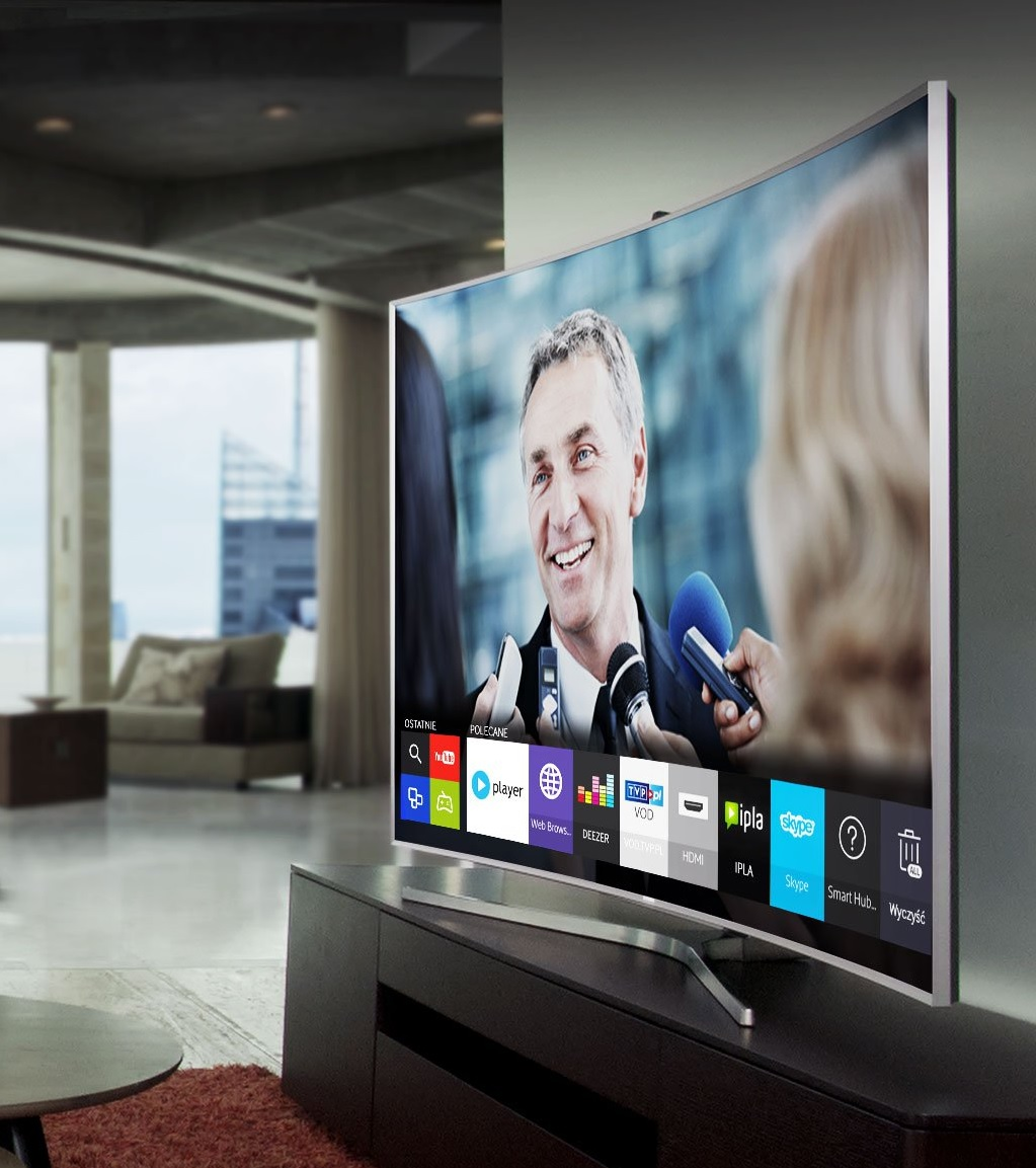 Jaki telewizor curved?