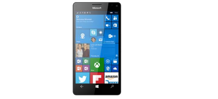 Smartfon z Windows Phone