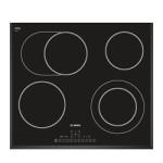 Płyta ceramiczna Bosch PKN 651F17 E – instrukcja obsługi