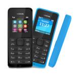 Telefon komórkowy Nokia 105 – instrukcja obsługi