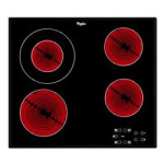 Płyta ceramiczna Whirlpool AKT8130 BA – instrukcja obsługi