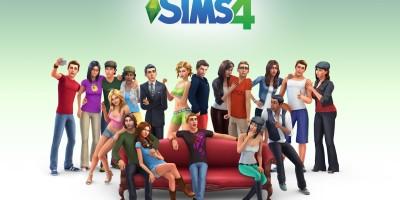 Laptop do Sims 4