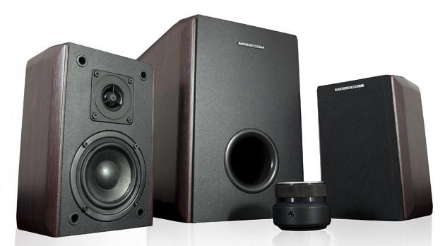 głośniki komputerowe 2.1
