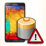 Bateria do Samsung Galaxy Note 3. Akumulator do telefonu.