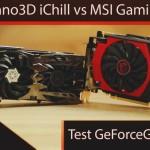 Inno3D GTX 980 Ti vs MSI GTX 980 Ti | test kart graficznych za 3000 zł