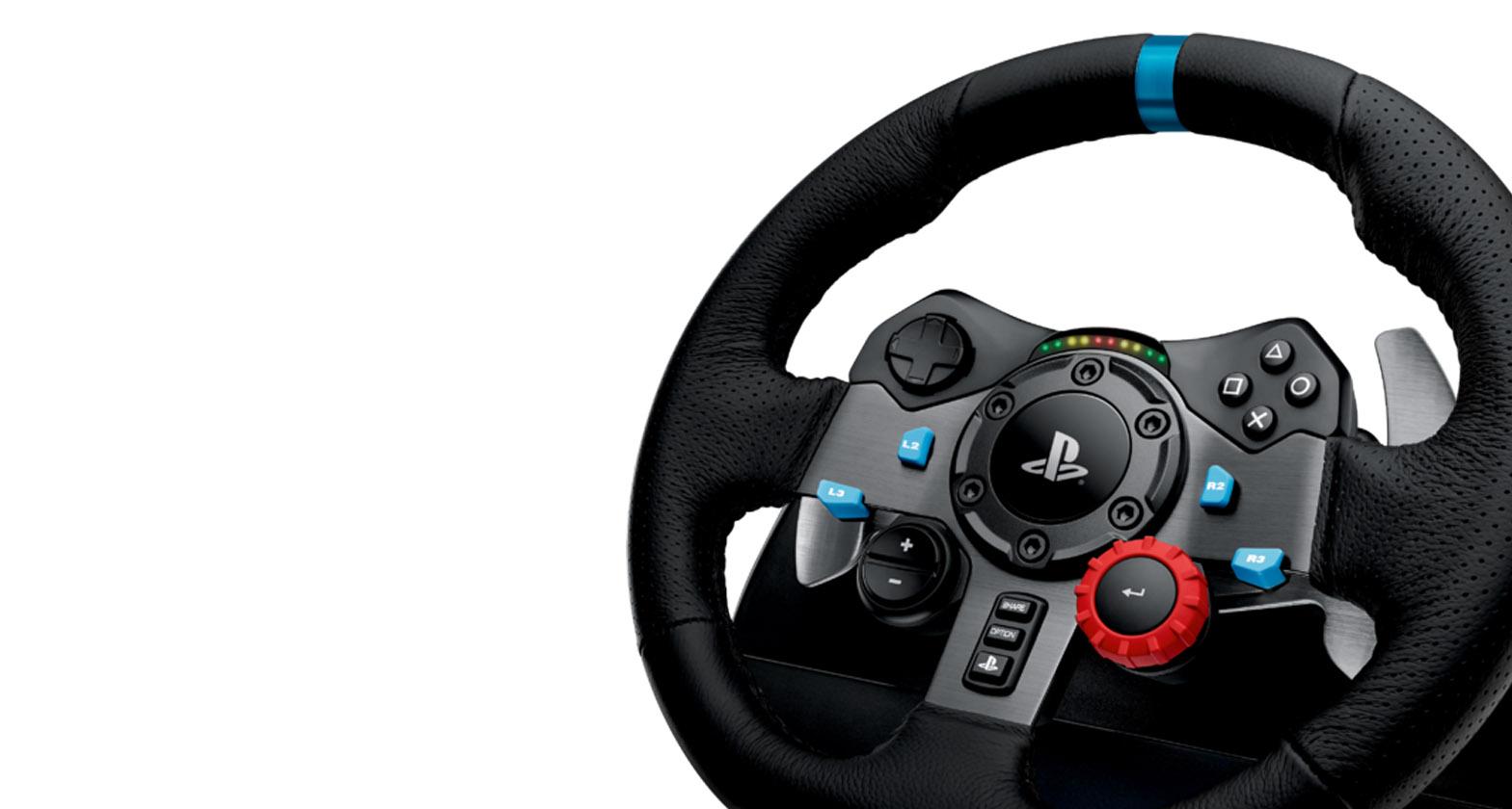 kierownica do PlayStation 4