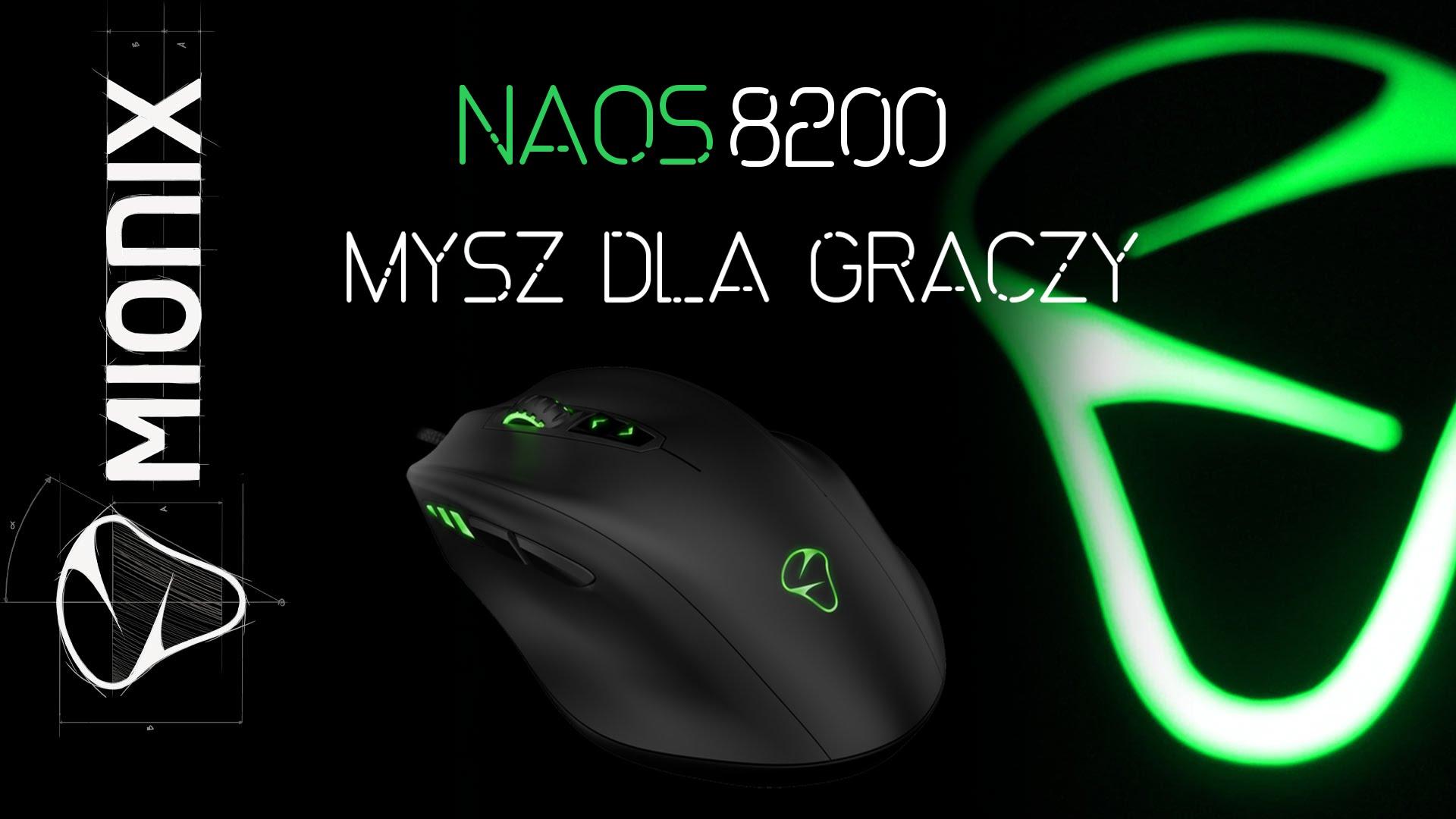 test Mionix Naos 8200