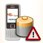 Bateria do Nokia 6301. Akumulator do telefonu.