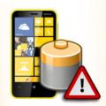 Bateria do Nokia Lumia 620.