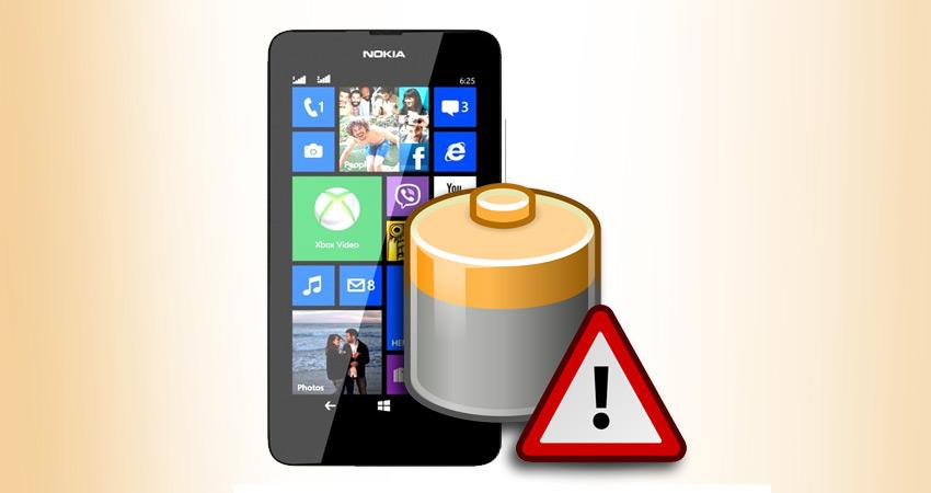 Bateria do Nokia Lumia 630